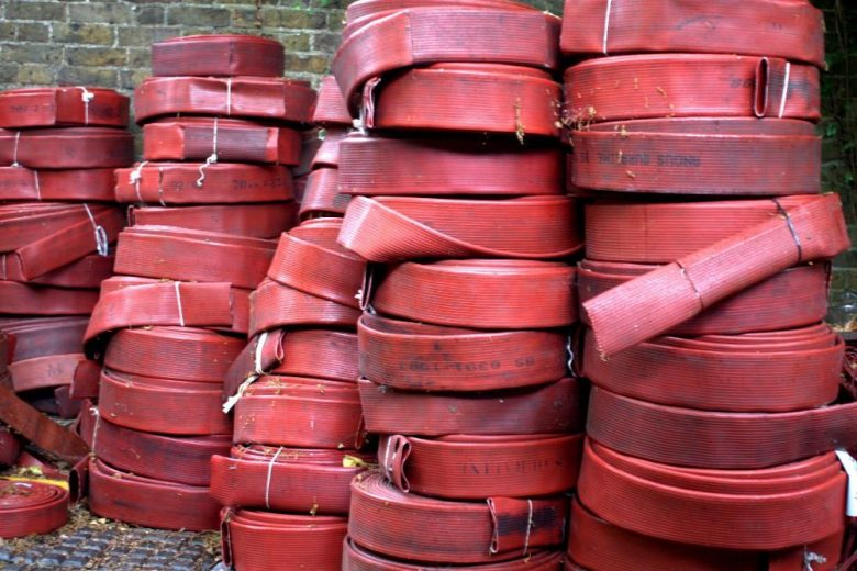 Rescued Fire Hoses from Elvis & Kresse
