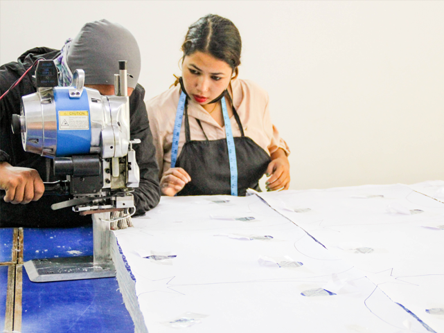 Social Enterprise Manufacturing Partner in Nepal