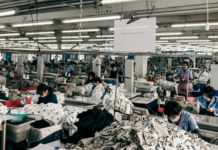 <i>Perspectives</i> from our Outerwear Manufacturing Partner in China