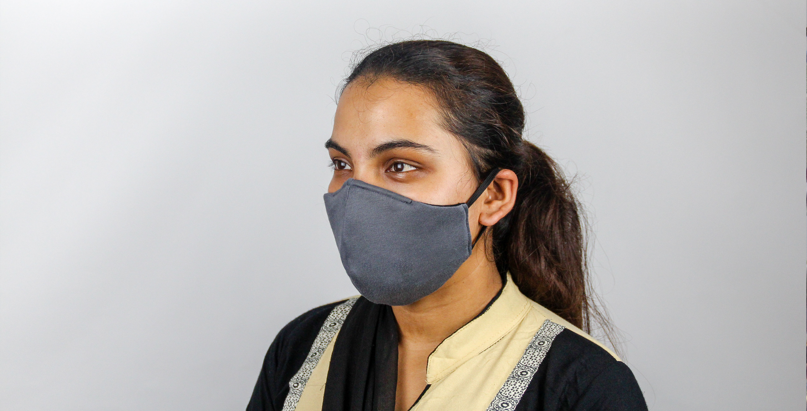 Produce Fair Trade Masks with our Social Enterprise Partner in Nepal