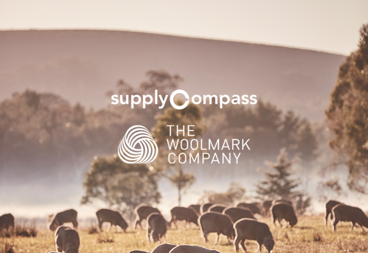 SupplyCompass Partners with The Woolmark Company to Launch Wool Supply Chains and Guide